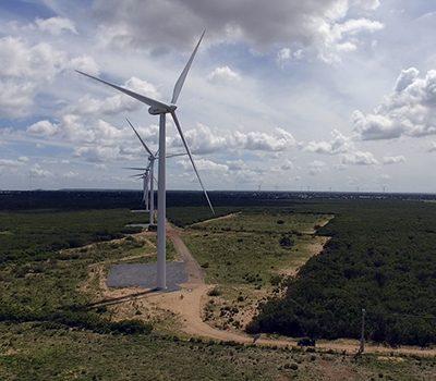 Parque Eólico Macambira I - Lagoa Nova-RN